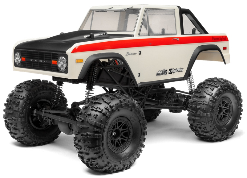 HPI Crawler King Ford Bronco 1973 от Рокет Маркет