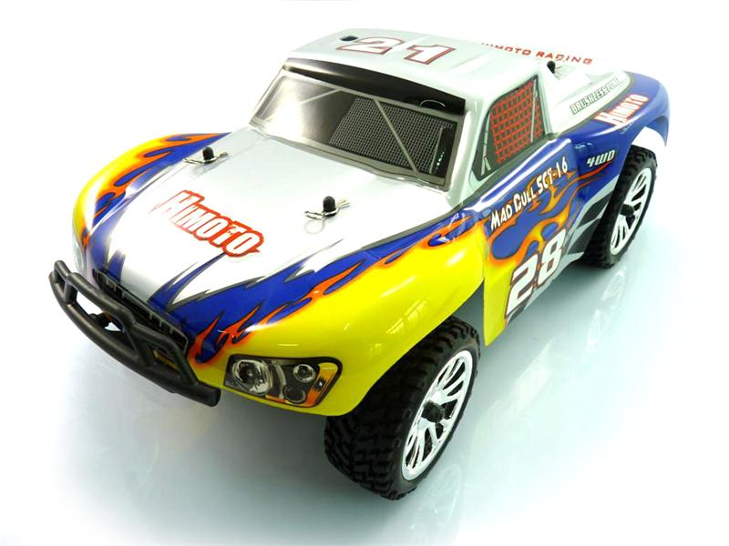 Himoto SCT-16 Brushless от Рокет Маркет