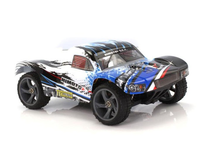 Himoto Tyronno Brushless от Рокет Маркет